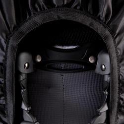 Regenhoes Deluxe zwart - 271677