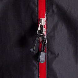 Regenhoes Deluxe zwart - 271678