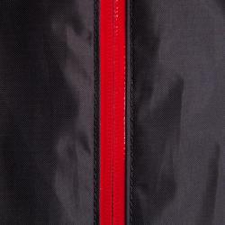 Regenhoes Deluxe zwart - 271681