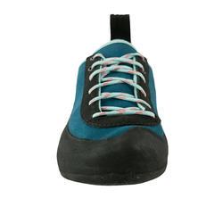 Klimschoenen voor volwassenen Rock blauw