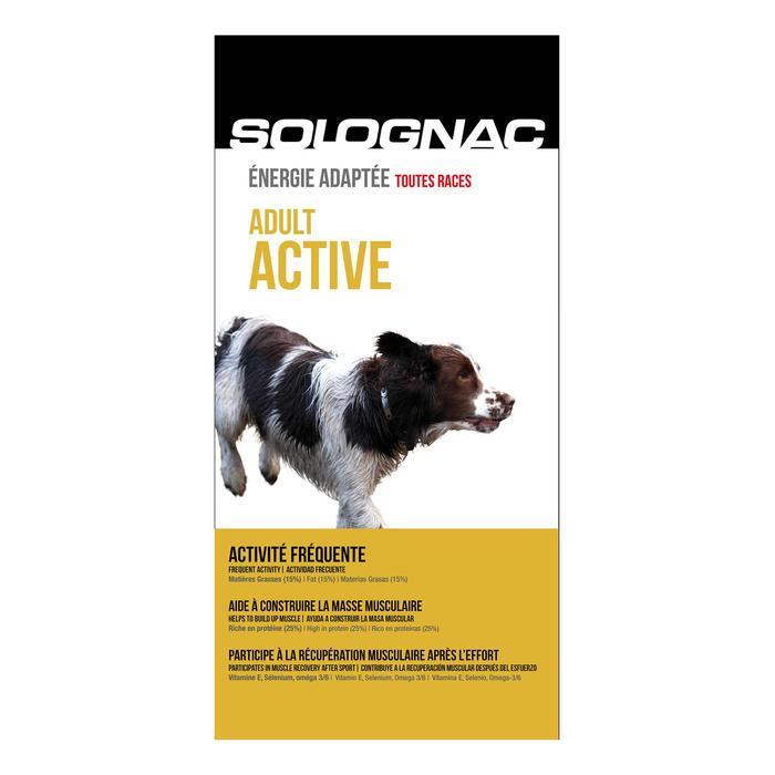 ALIMENTATION chien ADULT Active 2KG