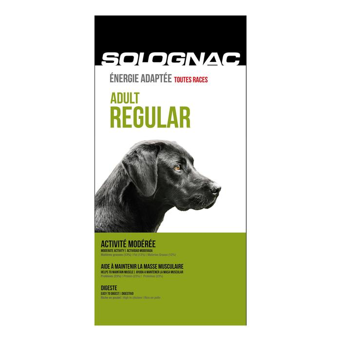 ALIMENTATION CHIEN ADULT REGULAR - 273227