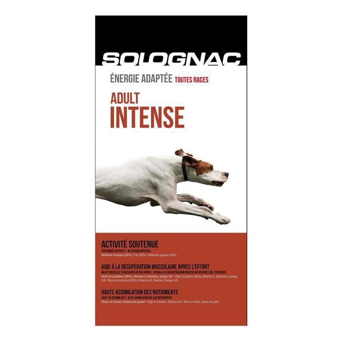Hondenvoer Adult Intense 12 kg