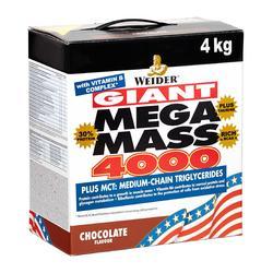 Mass gainer Giant Mega Mass 4000 chocolade 4 kg - 273282
