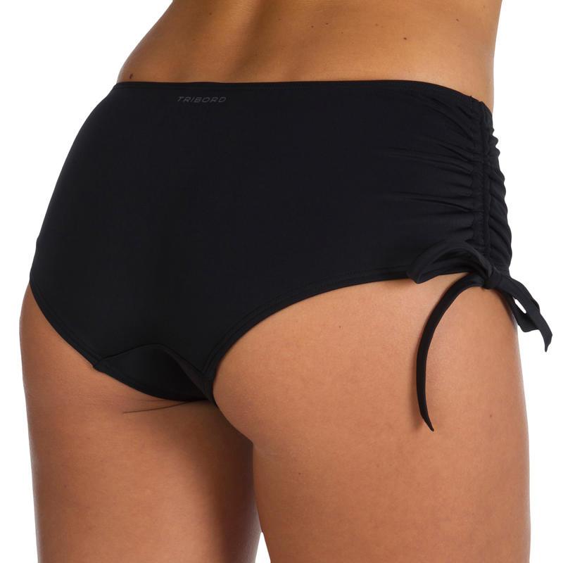 Maillot de bain femme culotte shorty Nahia noir personnalisable