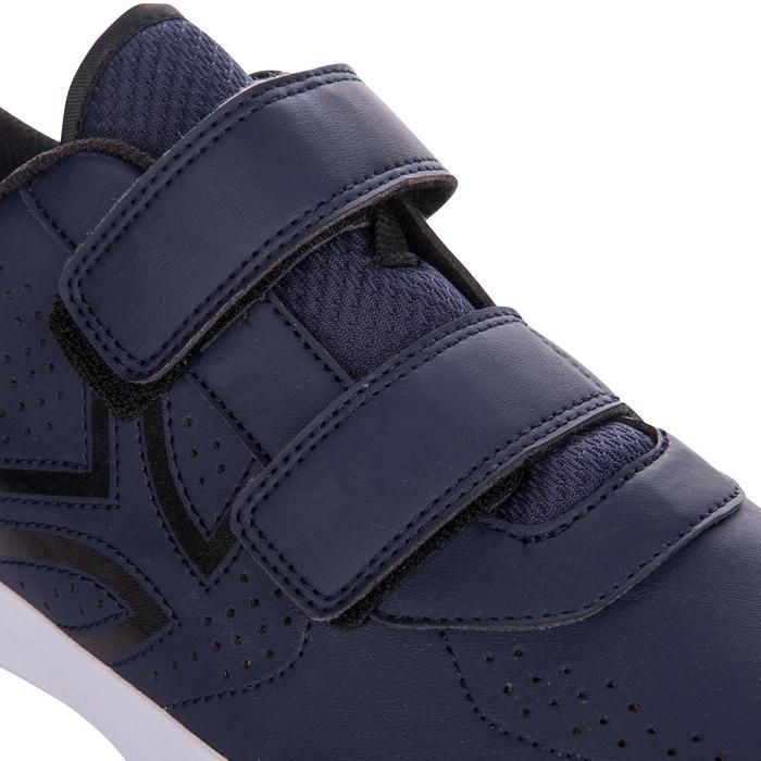 Tennisschoenen voor heren TS100 Strap blauw multicourt
