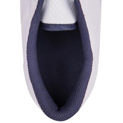 حذاء تنس TS100- أبيض برباط