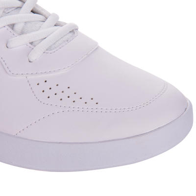 TS700 Tennis Lace-Up Shoes - White