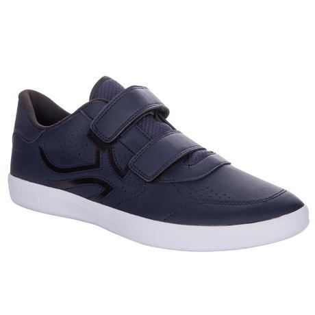 Chaussures De Tennis Artengo Pour Les Hommes Sangle Ts100 Bleu 5dSr3