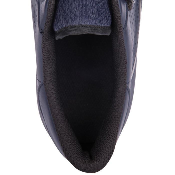 Chaussures de Tennis homme TS100 Strap bleu multi court
