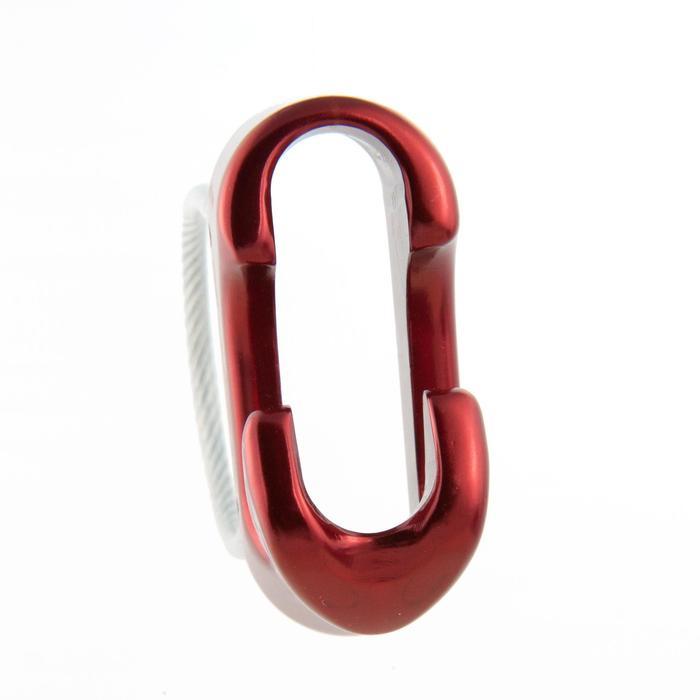 Système d'assurage mono corde Karo