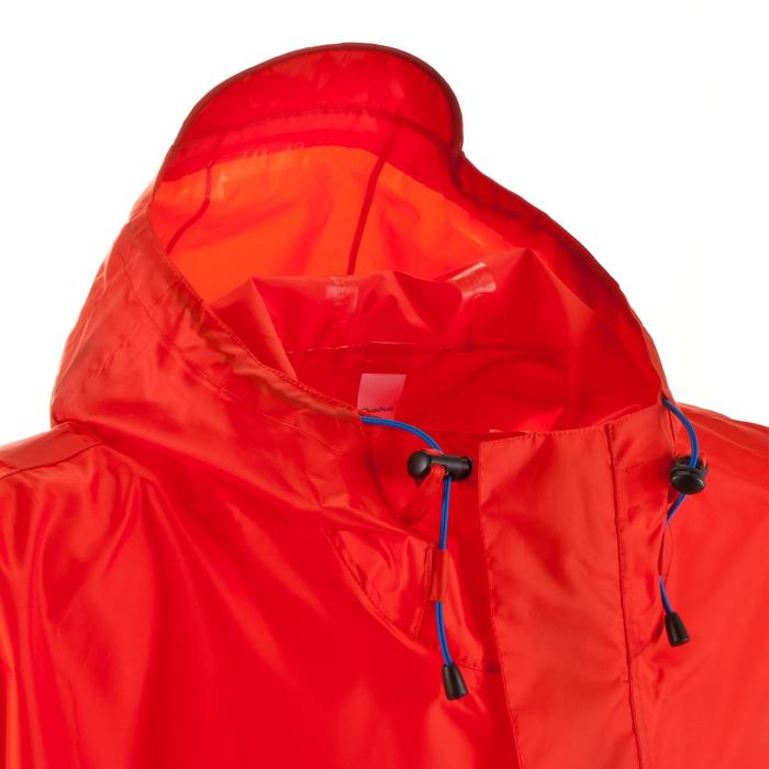 Cape de pluie trekking montagne FORCLAZ 75 litres S/M - 275963