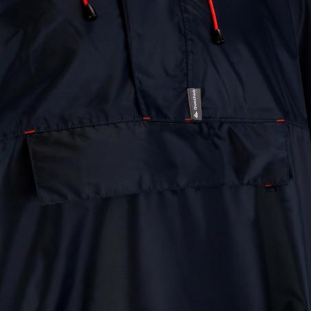 Forclaz 75L Adult Rain Poncho - Blue