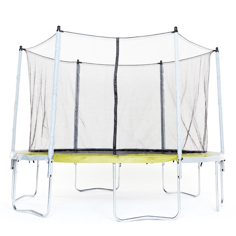 12ft Essential 365 Trampoline and Protective Netting - Green