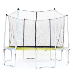 12 ft Essential 365 Trampoline and Protective Netting - Green