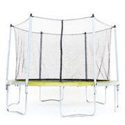 Trampoline and Protective Netting Essential 365 - Green