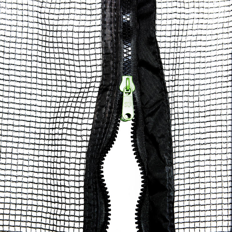 14ft Essential 420 Trampoline and Protective Netting - Green