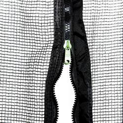 Trampolín Cama Elástica Domyos Essential 365 cm hasta 110 kg Verde