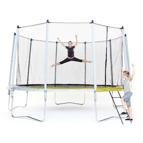 echelle pour trampoline domyos essential 365 et 420 cm. Black Bedroom Furniture Sets. Home Design Ideas