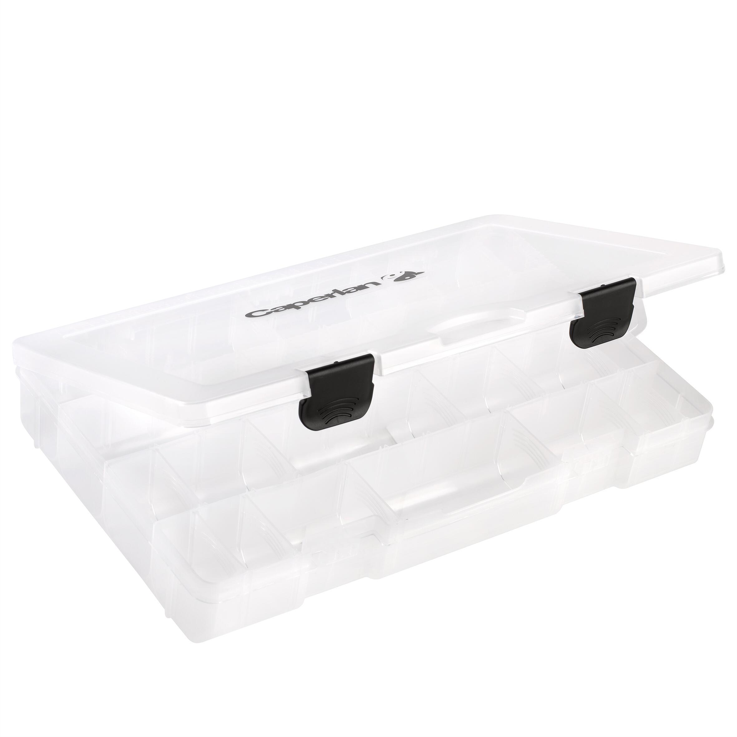 Boîte de pêche aux leurres Taille TG