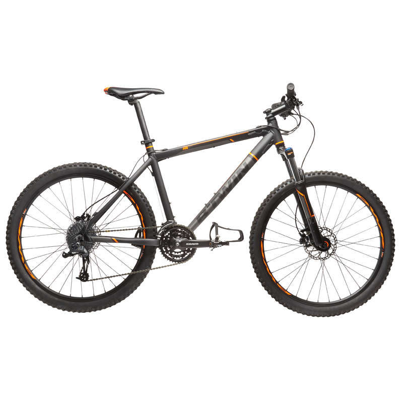 BICICLETĂ MTB AVANSAT/EXPERT BĂRBAȚI - Bicicletă MTB Rockrider 540 BTWIN