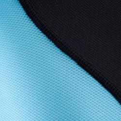 Shoulder pads Full H 500 kinderen zwart/blauw - 277786