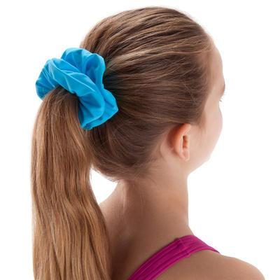 Moña para el pelo natación niña azul