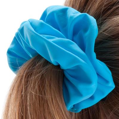 גומיית שיער לילדות לשחייה - כחול
