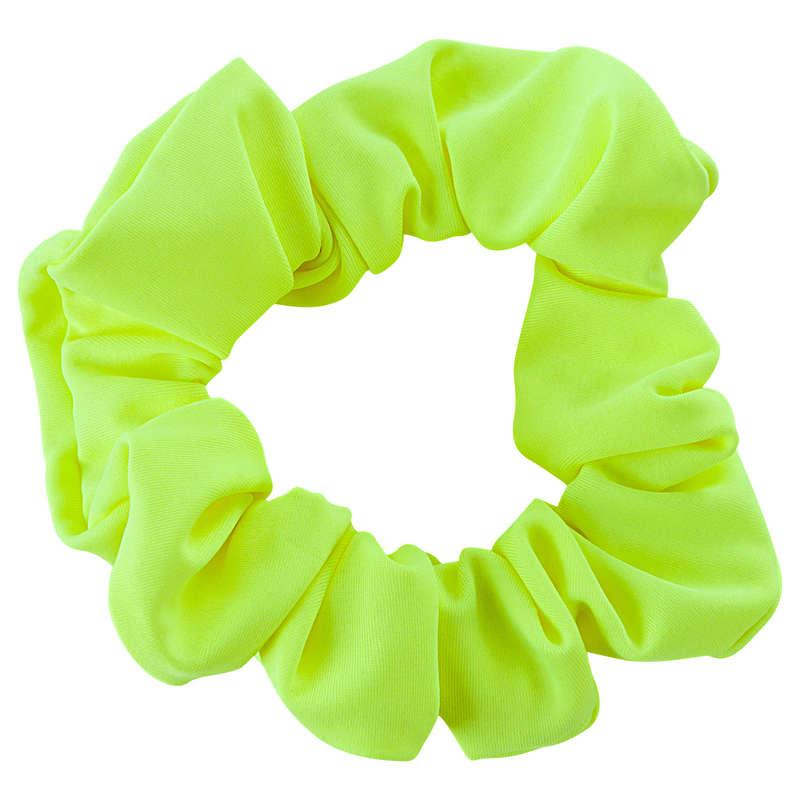 GIRL'S SWIMSUITS Swimming - Swimming Scrunchie - Yellow NABAIJI - Swimming