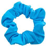 Modra elastika za lase za deklice