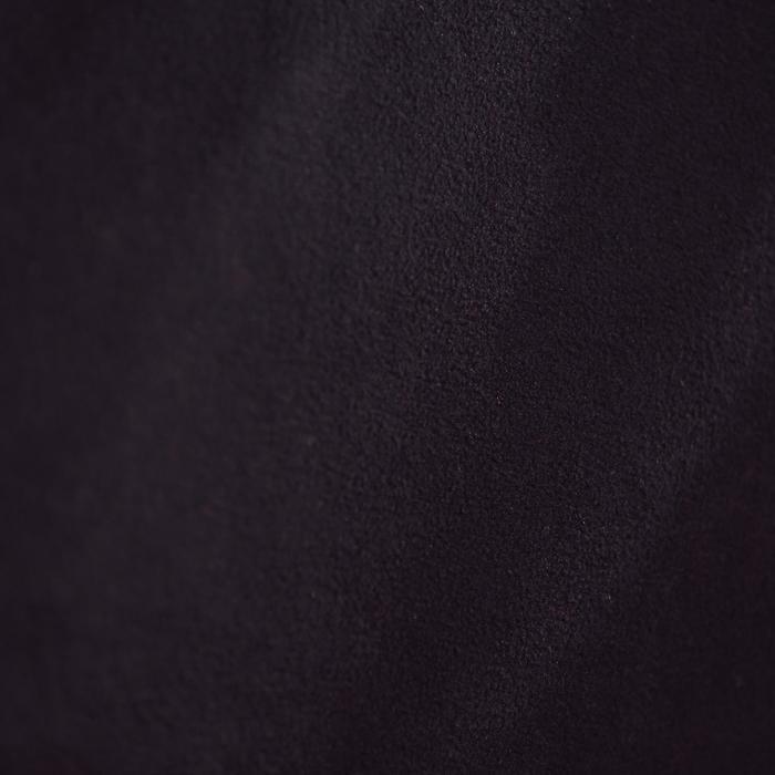 Chemise d'écurie équitation cheval et poney POLAR 200 noir - 278159
