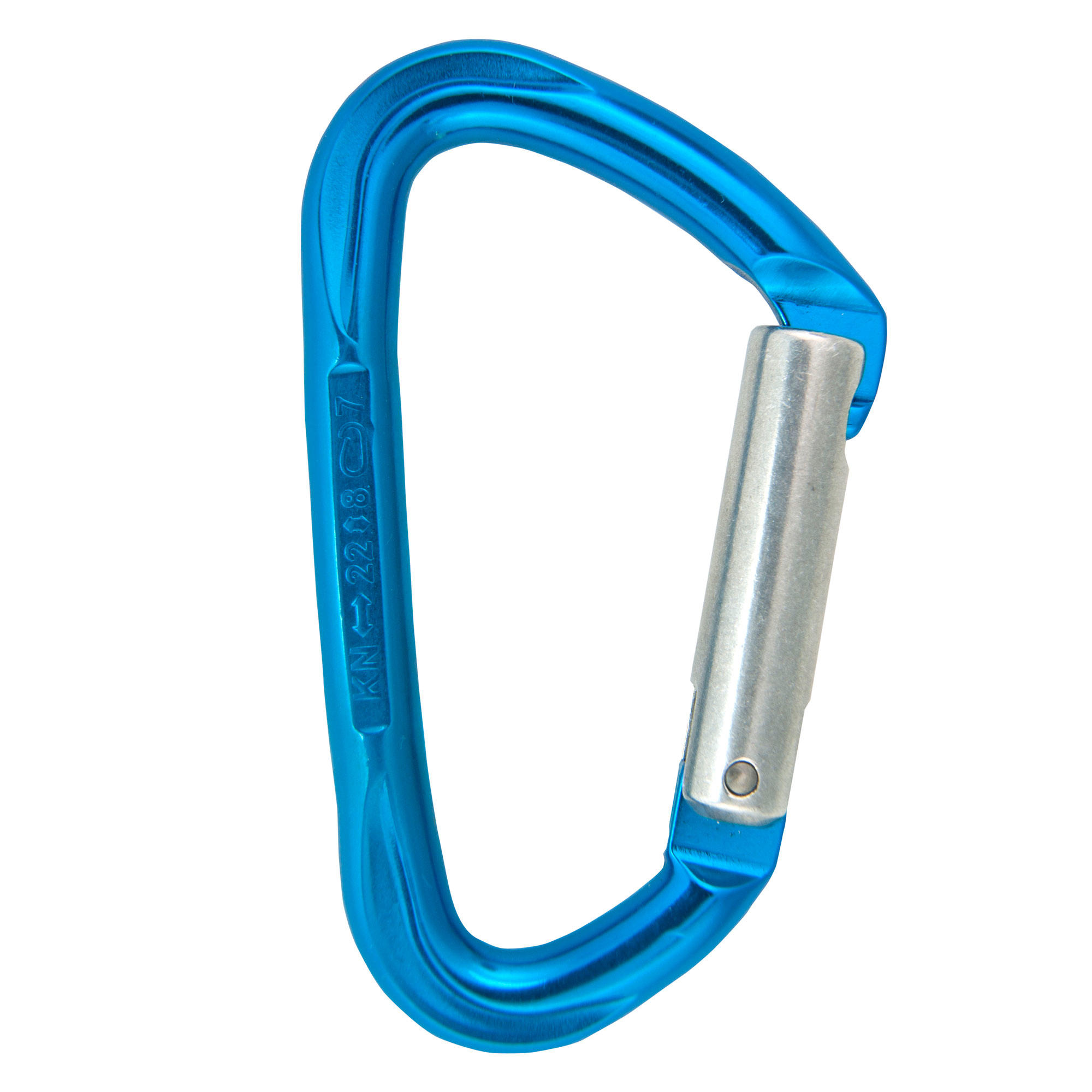 ROCKY BLUE CARABINER