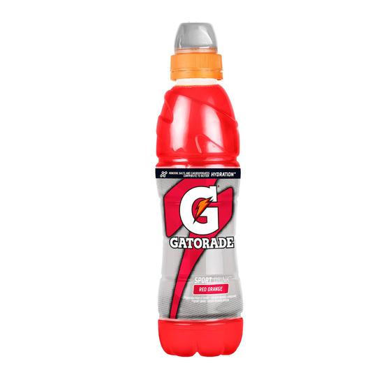 Isotone sportdrank Gatorade bloedsinaasappel 500 ml - 278517