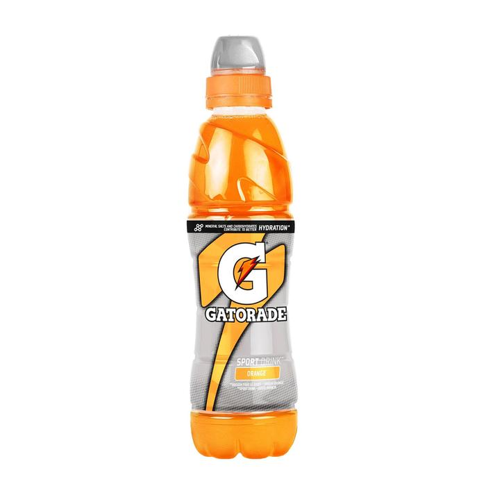 Boisson isotonique prête à boire GATORADE Orange 500ml