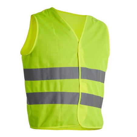 Bērnu drošības veste, dzeltena