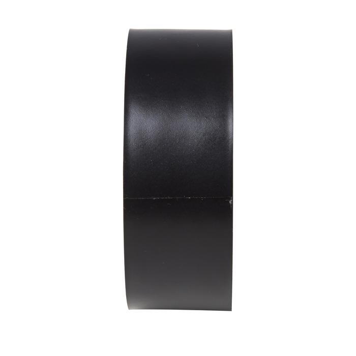 Zelfklevend afwerkingstape voor stuurlint zwart
