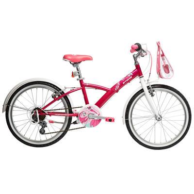 אופניים לילדים Mistigirl 500 20_QUOTE_ - ורוד