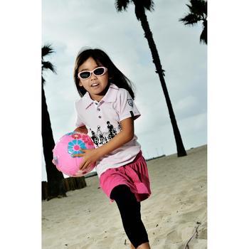 Lunettes de soleil randonnée enfant 2-4 ans KID 300 W fleurs roses catégorie 4 - 279471