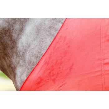 Abschwitzdecke Pony/Pferd grau
