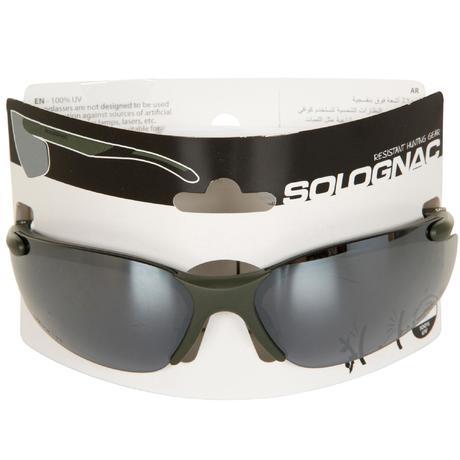 a6952a068c LUNETTES CHASSE PROTECTION SOLAIRE VERTE | Solognac