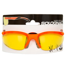 Schietbril getint/fluo - 281990
