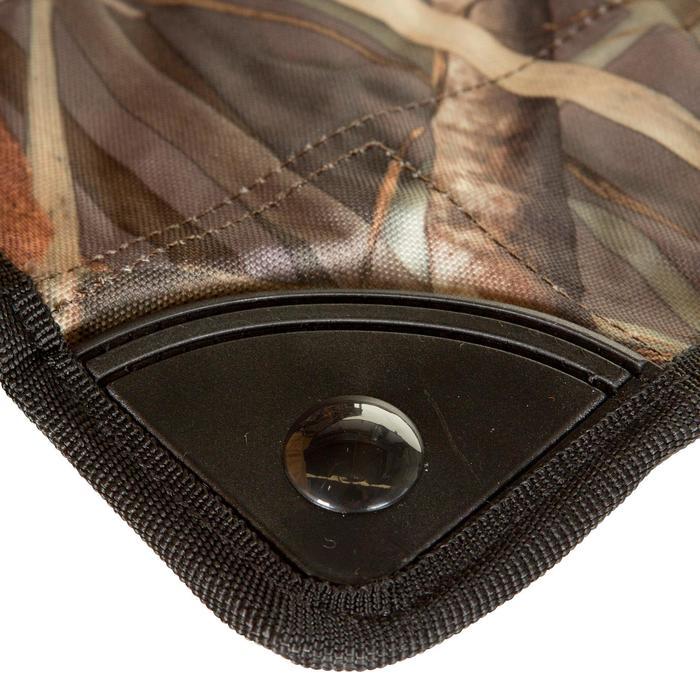 Fauteuil pliant chasse camouflage marais - 282000