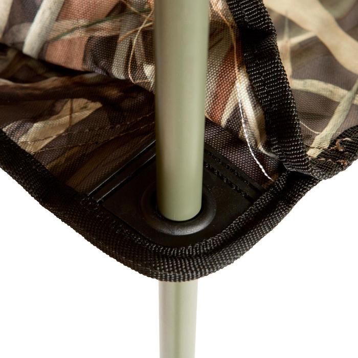 Fauteuil pliant chasse camouflage marais - 282002