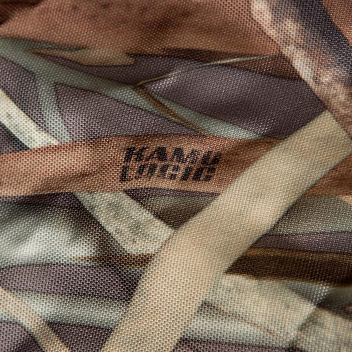 Fauteuil pliant chasse camouflage marais - 282007