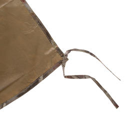 Jachtzeil camouflage bruin 145x220 - 282010