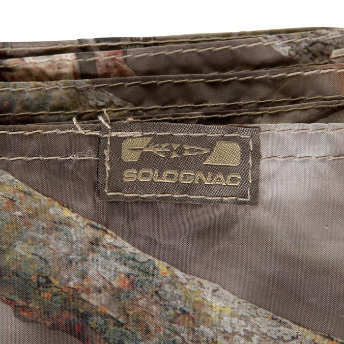 Camouflagezeil voor de jacht bruin 145x220 - 282017