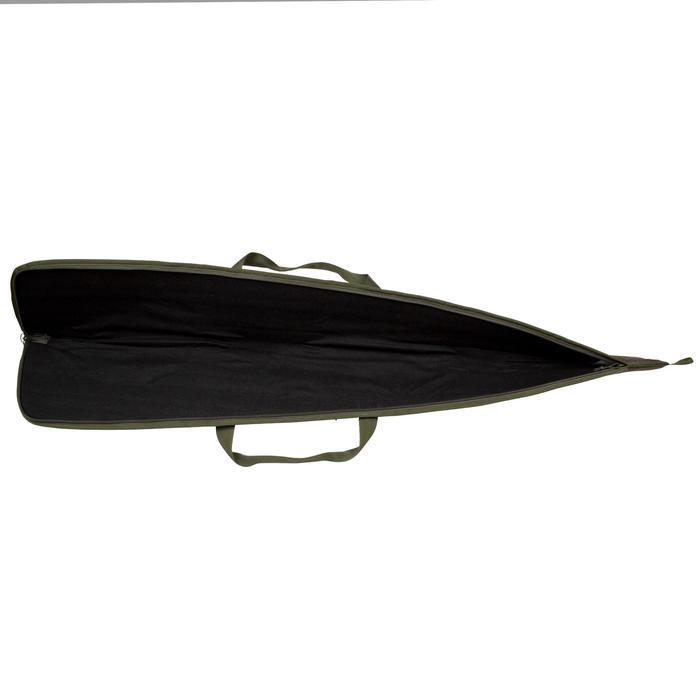 Fourreau chasse fusil 125 cm  vert - 282048