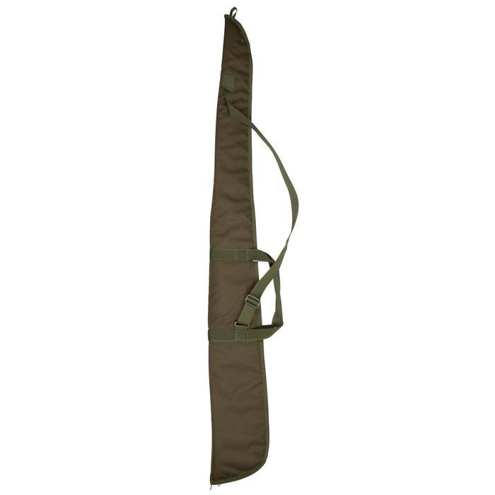 Funda escopeta de caza 150 cm verde