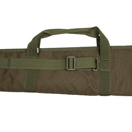 Fourreau fusil chasse 150cm vert