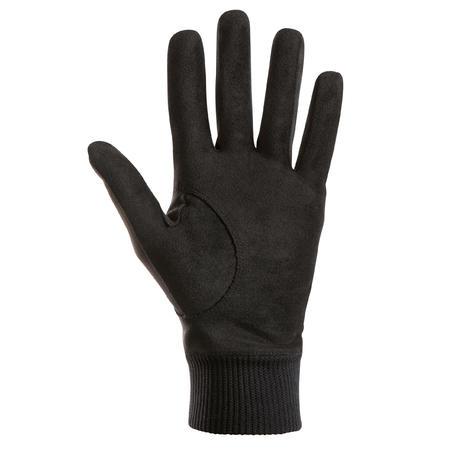 Winter 900 Men's Golf Pair of Gloves - Black
